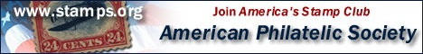 Join America's stamp club, the American Philatelic Society