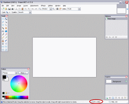 Location of Image Dimensions in Paint.NET