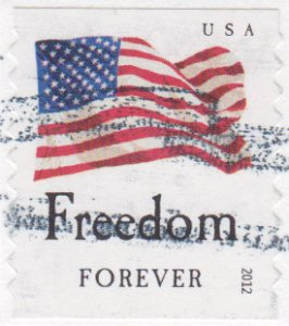 Ashton-Potter Freedom coil stamp