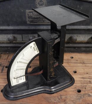 Ideal Postal Scale