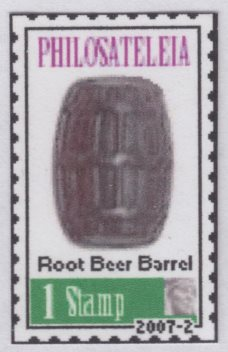 Root Beer Barrel